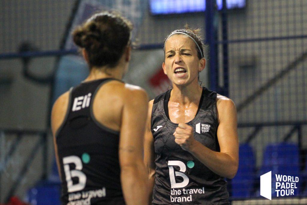 Championnats d'Espagne : Patty et Eli récidivent !