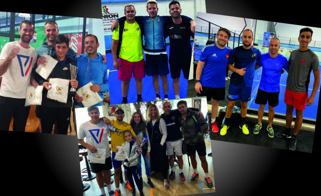 Launch of the 2nd edition of the Pyrénées Orientales Championship Padel !