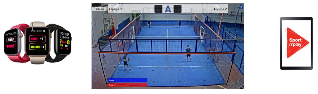 sportnplayビデオフィードバック