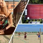tennis padel beach tennis confinement FT