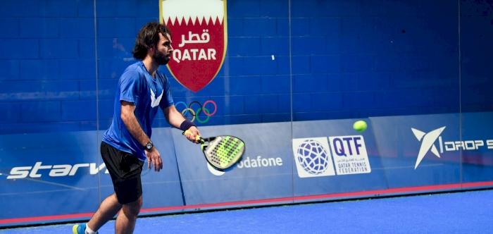 Le padel per i giochi asiatici di Doha?