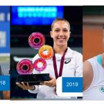 3 championnes du monde de tennis