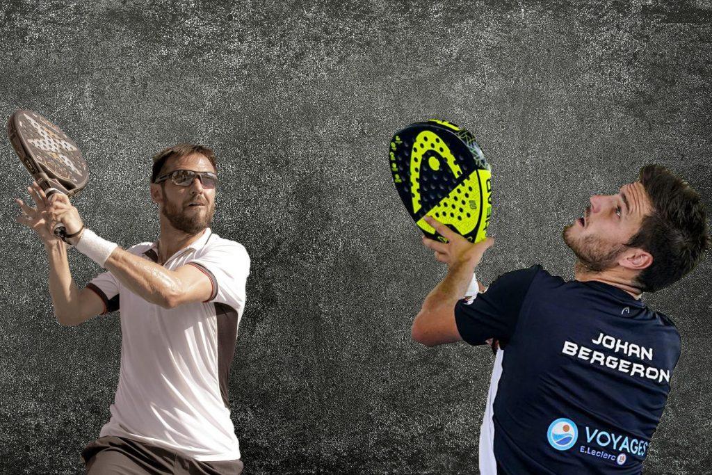 Bergeron / Tison : pas de finale au FIP RISE de Rome