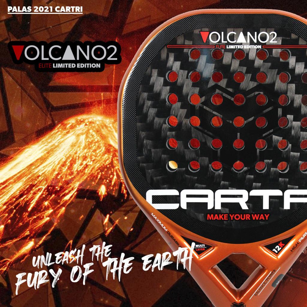 Cartri Volcano 2021
