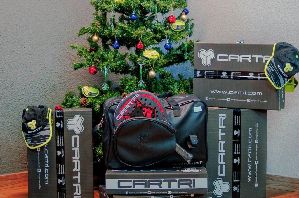 Cartri vous offre des cadeaux de Noël !