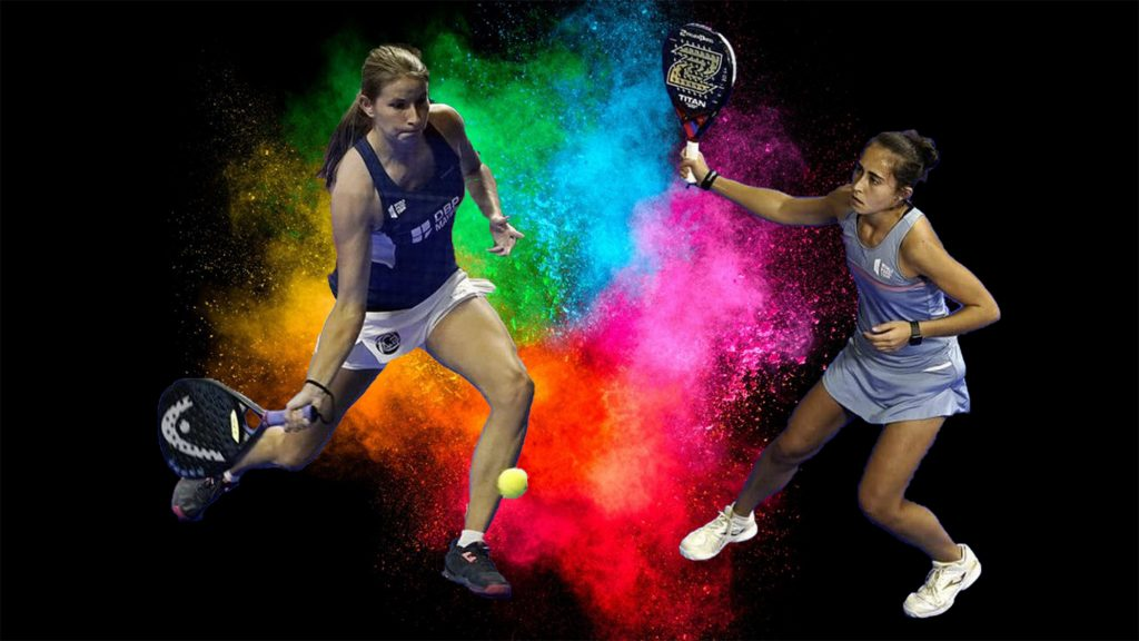 Collombon / Castello : Ensemble sur le World Padel Tour 2021