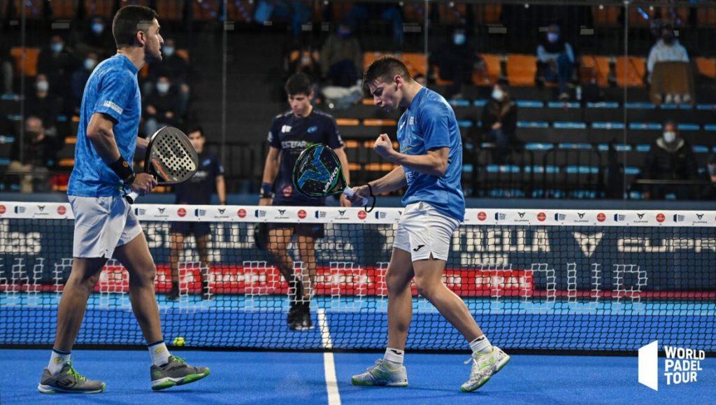 Master Final : Sanchez/Di Nenno créent la surprise !