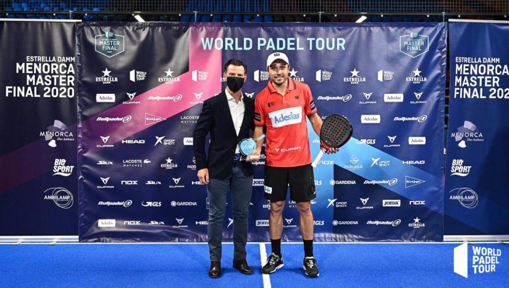 WPT – Bela, le MVP du Menorca Master Final