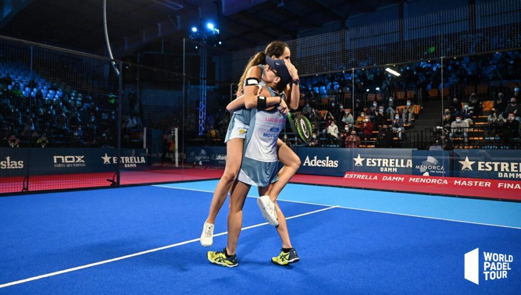 Gemma Triay Lucia Sainz Master Final 2020 victory
