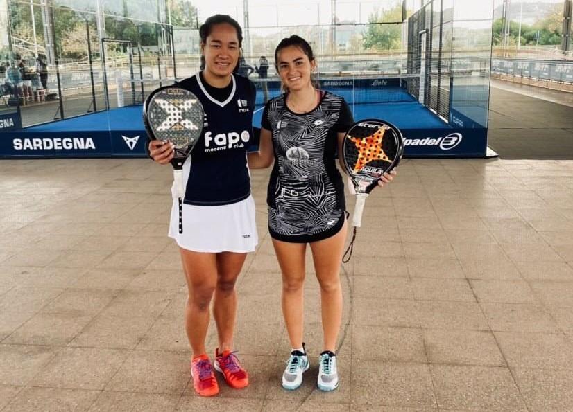 Cupra FIP Finals – Godallier/Cañellas en 1/2