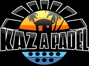 KAZ A PADEL logo réunion