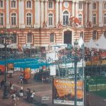 Mondial de padel 2000 toulouse place du capitole