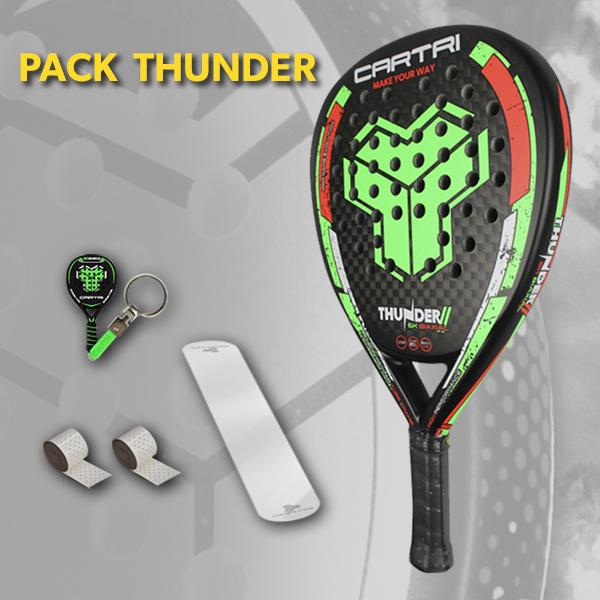 Pack Thunder II cartri
