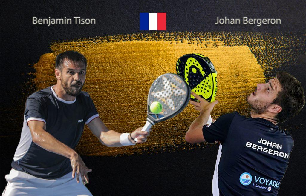 """Bergeron/Tison : """"L'ambition de tout gagner en France"""""""