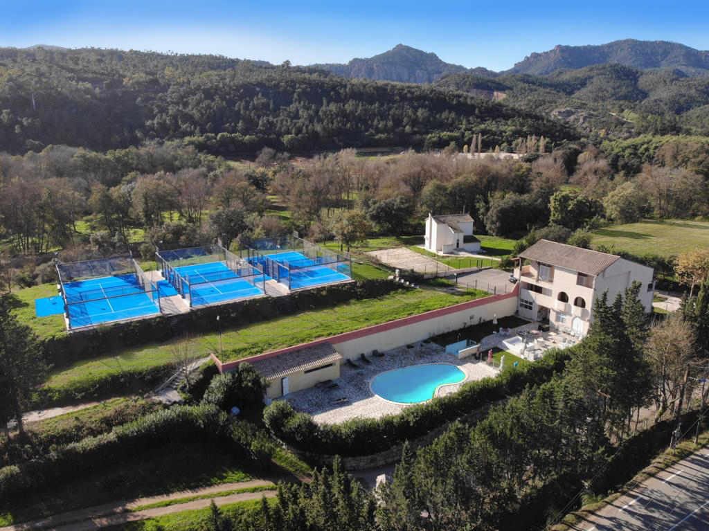 Nytt på Côte d´Azur: Country Club Barbossi