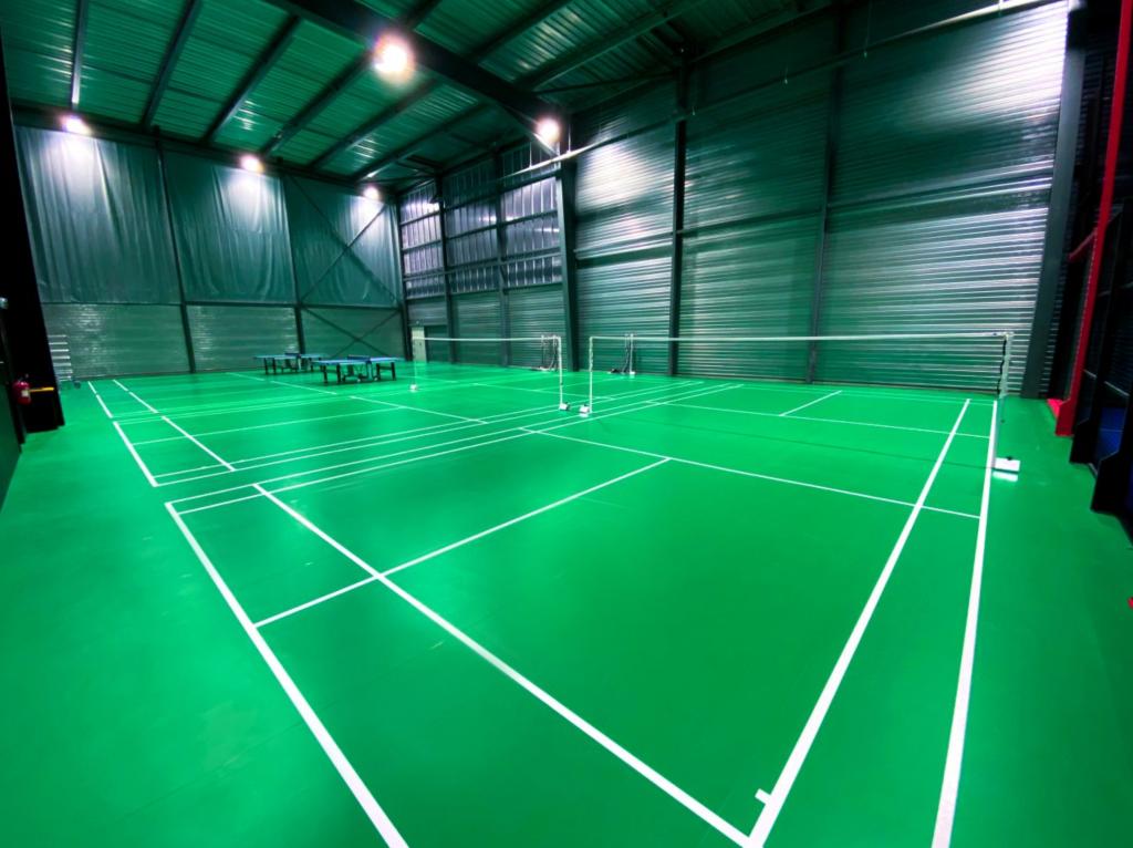 badminton padel horizon