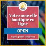 esprit padel shop boutique en ligne