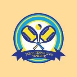 logo beach tennis tenerife