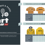 st art tennis et padel impressions