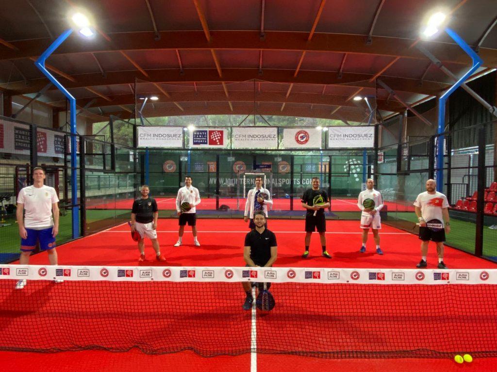 テニス padel サンインターカンパニー2020