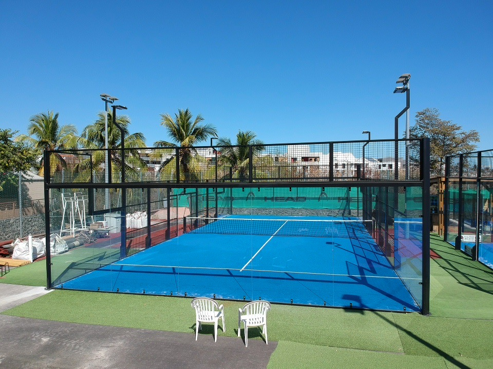 The first P100 from Kaz A Padel is a success!