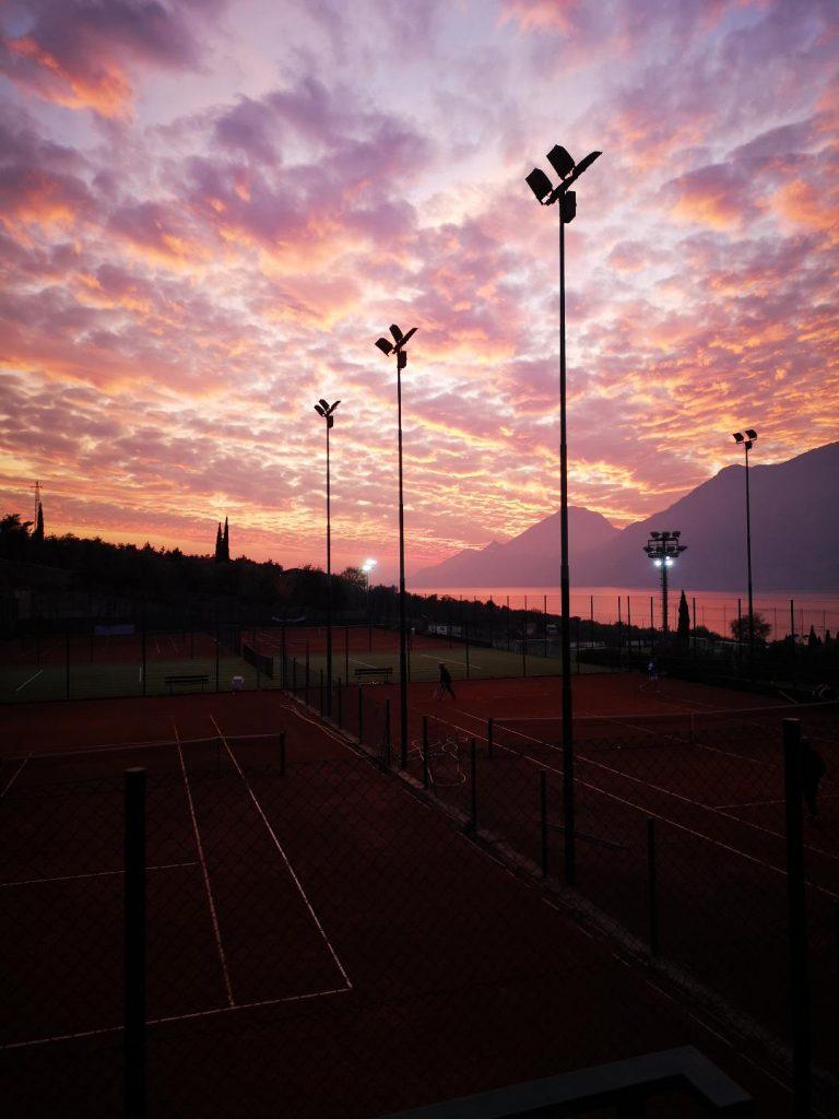 Klub tenisowy Malcesine (Cassone) padel włochy