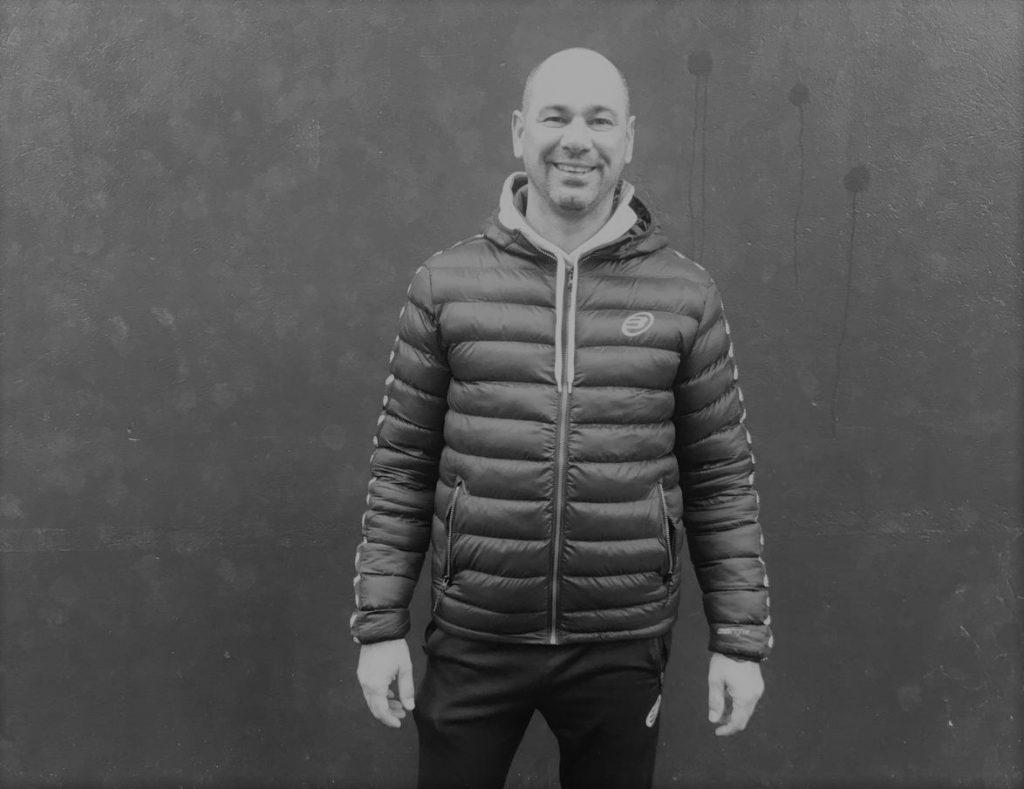 Arnaud Taboni: le directeur sportif All In Padel