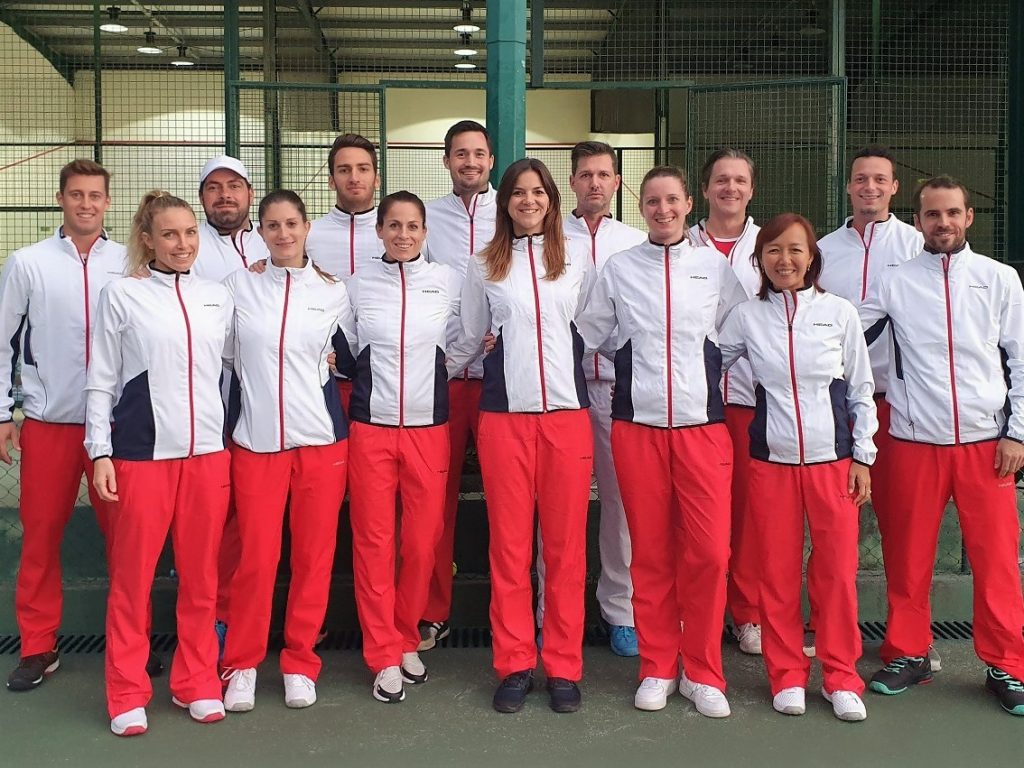 2019 FEPA European Championship Swiss Team