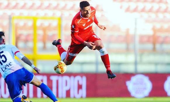 Aleandro Rosi fotboll