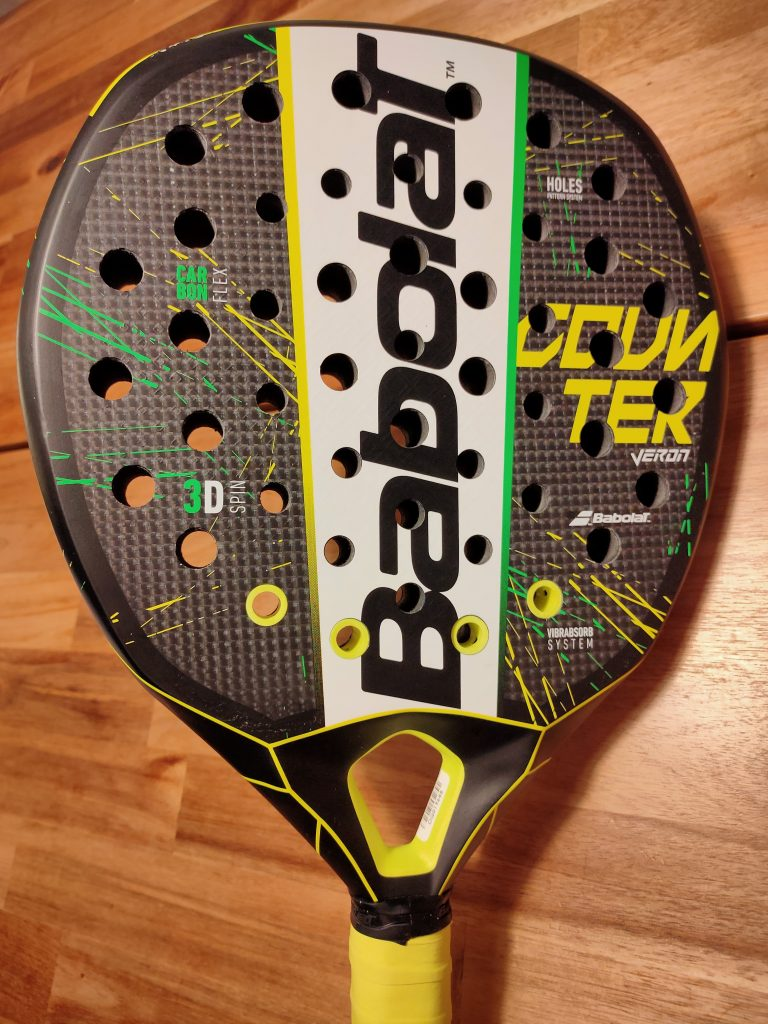 Babolat Counter Viper anti vibrateurs