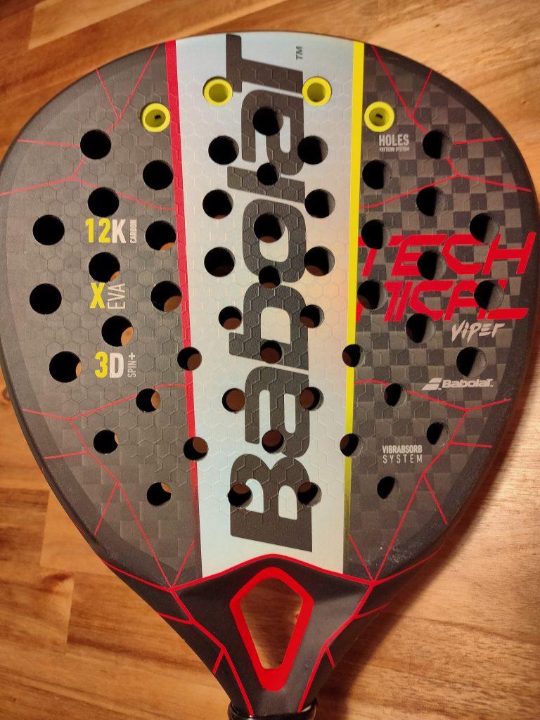 Babolat tekniska viper anti vibratorer