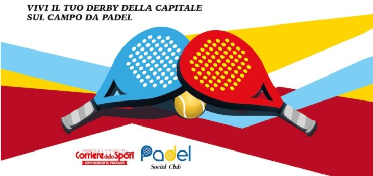 ITALIE - ROME - SOCIAL PADEL CLUB IT