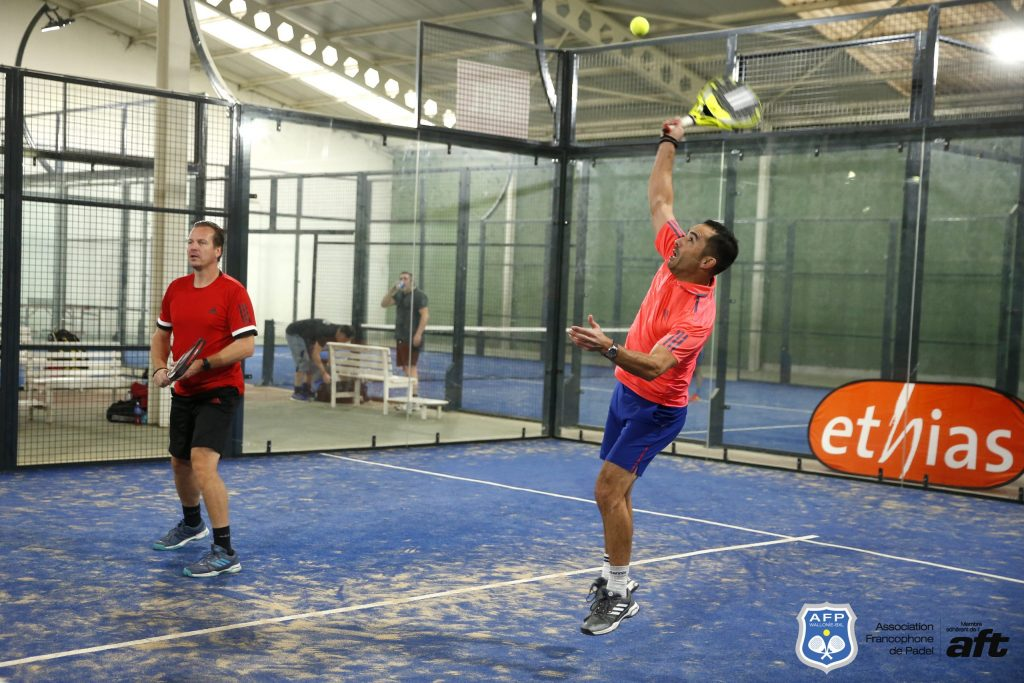 belga Padel Master Tower