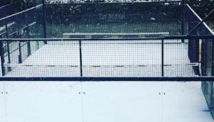 La Maso Club de padel neige filomena 2021