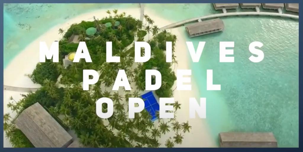 Malediwy Padel Otwarte 2021: raj!