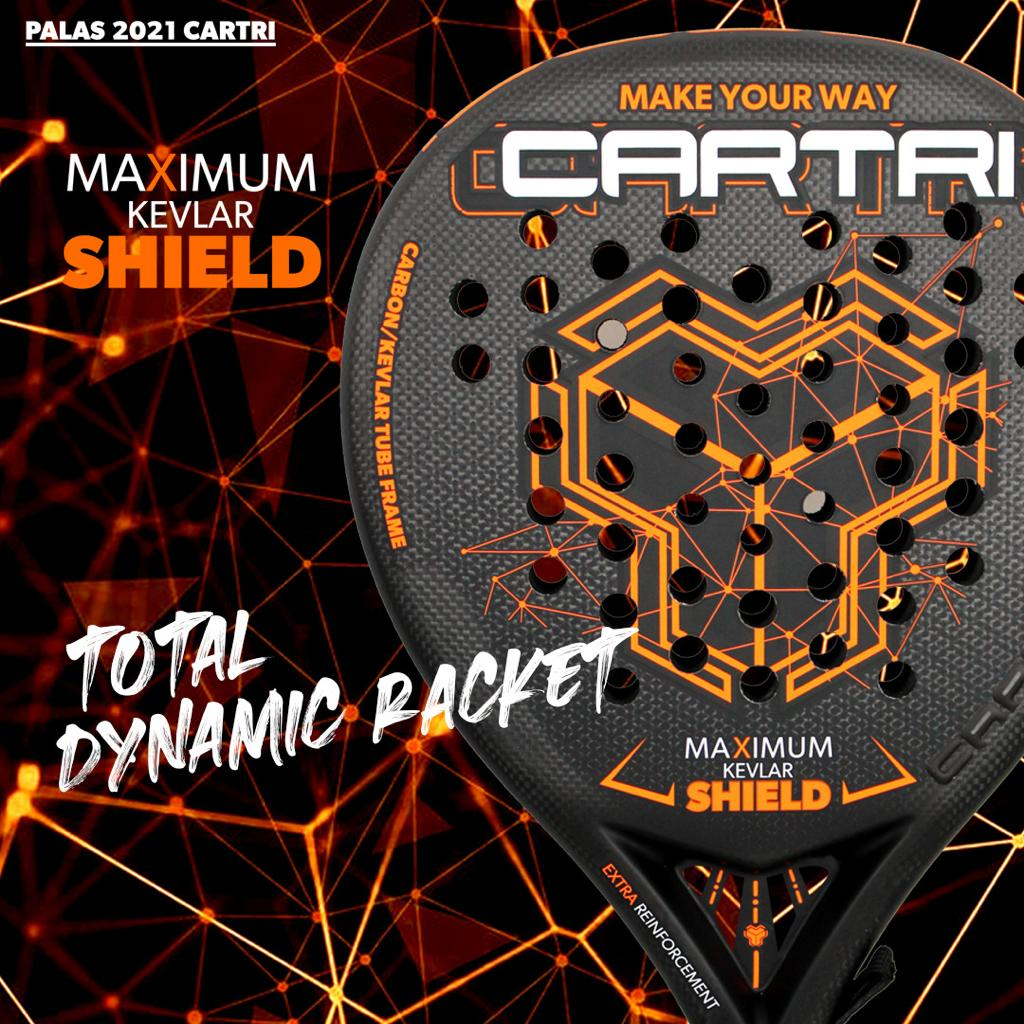 Maximal Kevlar Shield Cartri