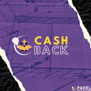 cash back achat remboursé padel