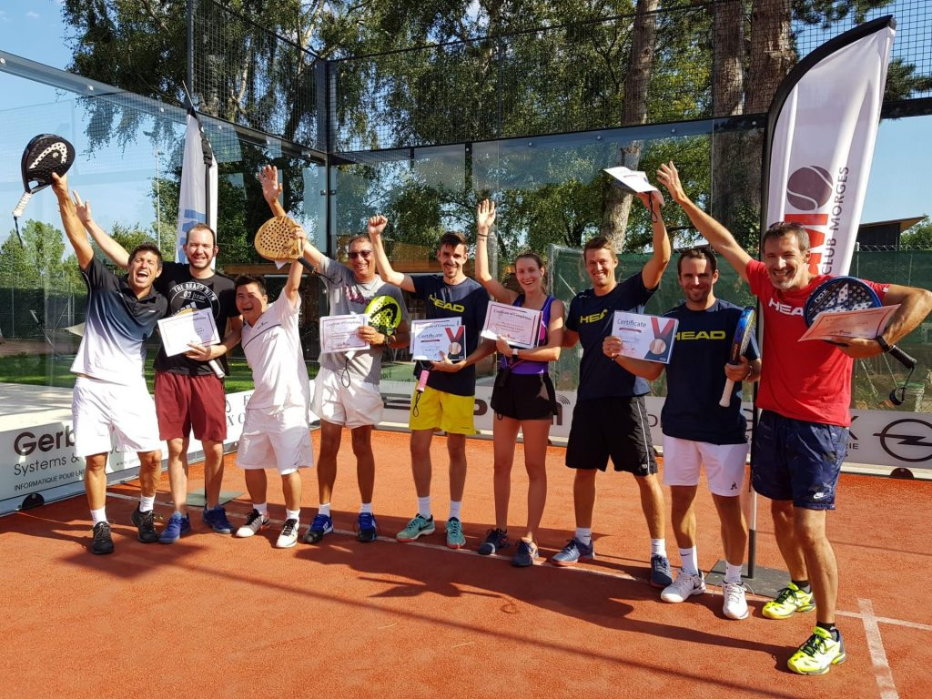 Padel Suisse groupe
