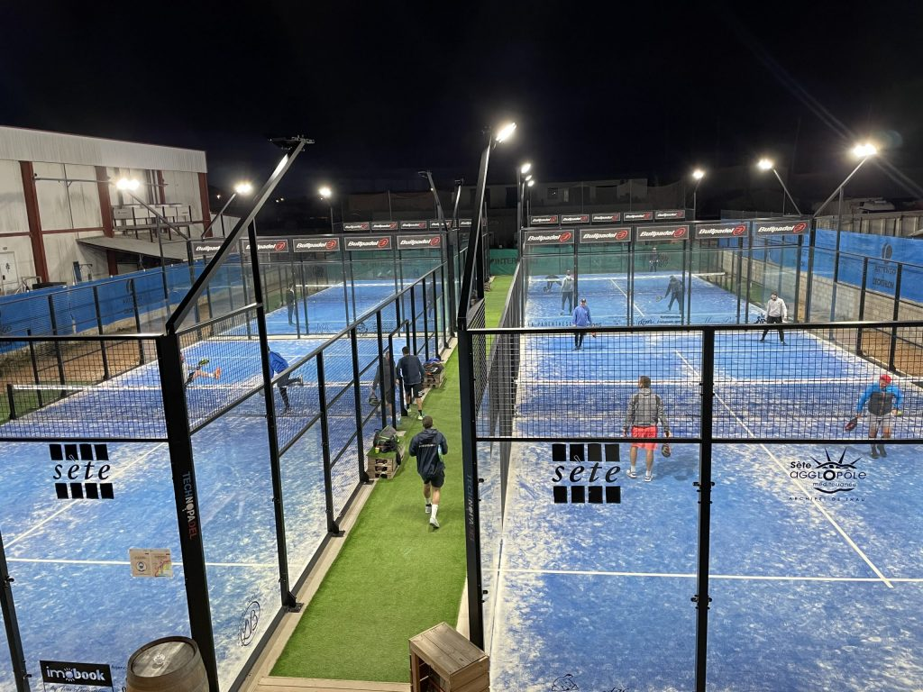 Padel : what can be done on May 3, 2021