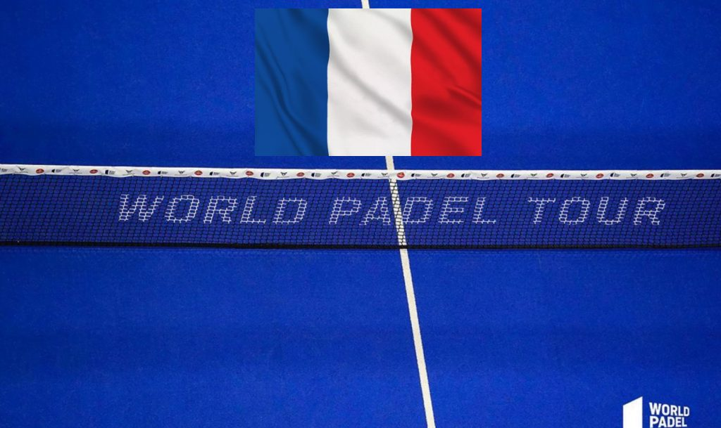 World Padel Tour Bandera de francia