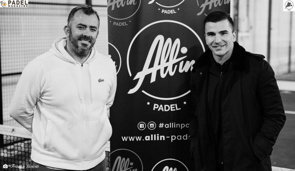 alles in padel ascione lopes