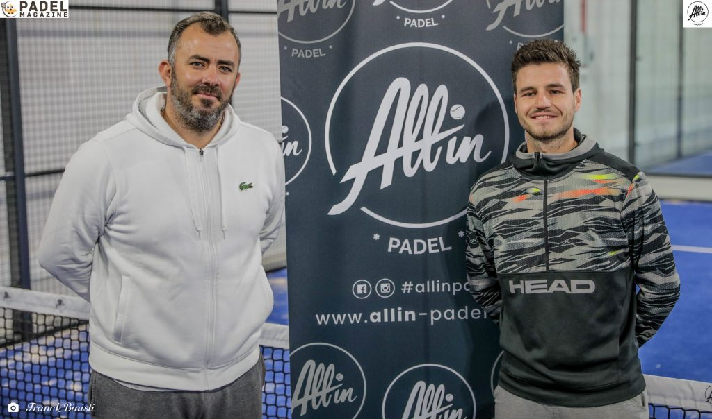 ascione bergeon all-in padel