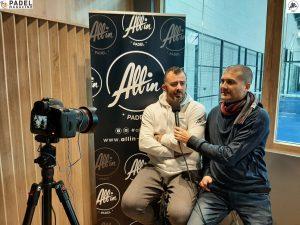 ascione padel interview all in