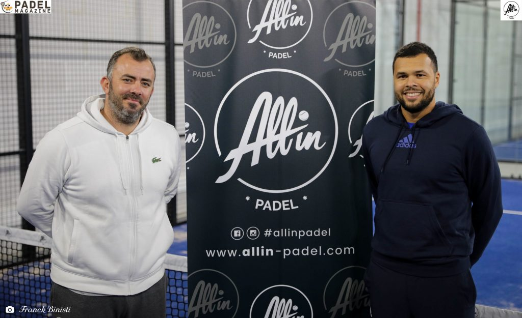 ascione tsonga all in padel