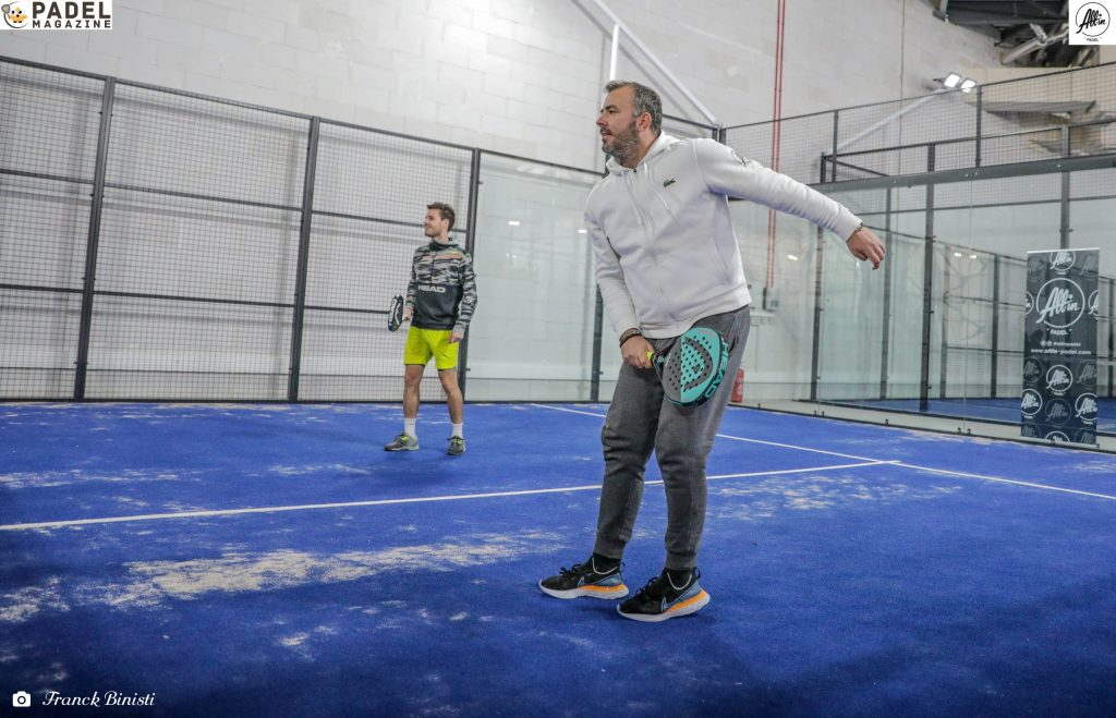 bergeron ascione all-in padel