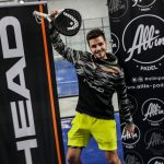 bergeron signature head padel 2021