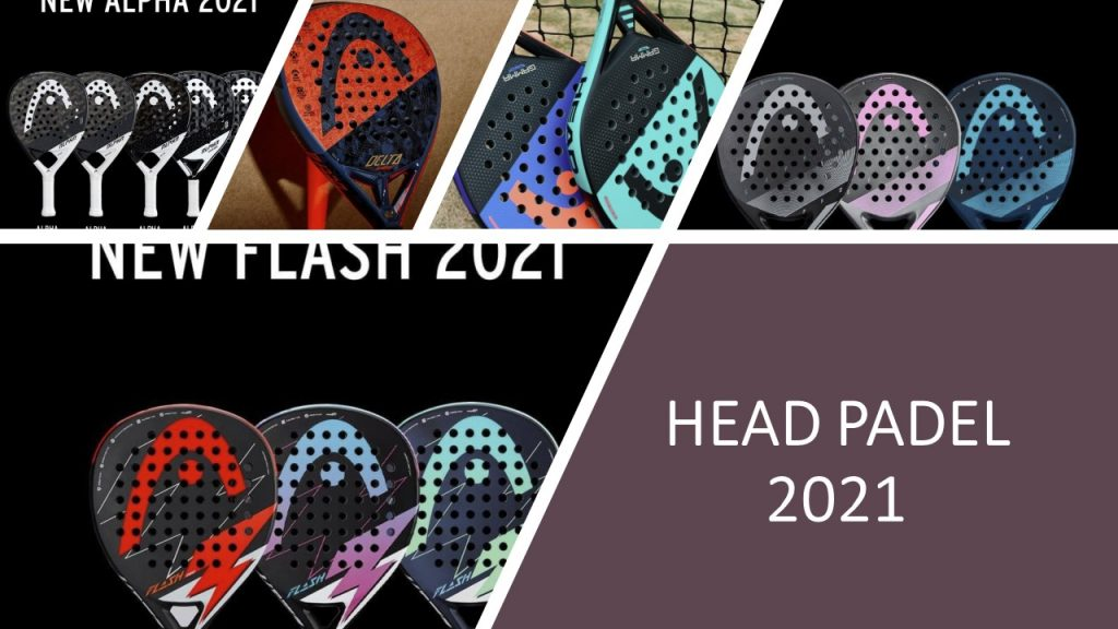 comparativo HEAD PADEL 2021