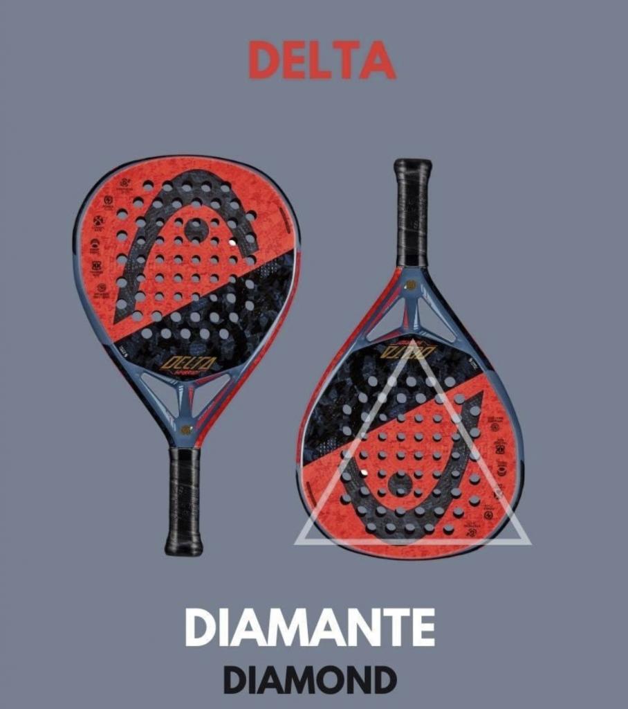 delta padel head 2021