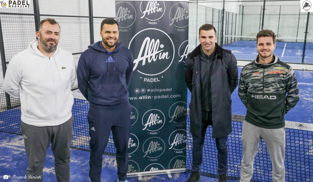 fondateurs all in academy bergeron tsonga ascione lopes