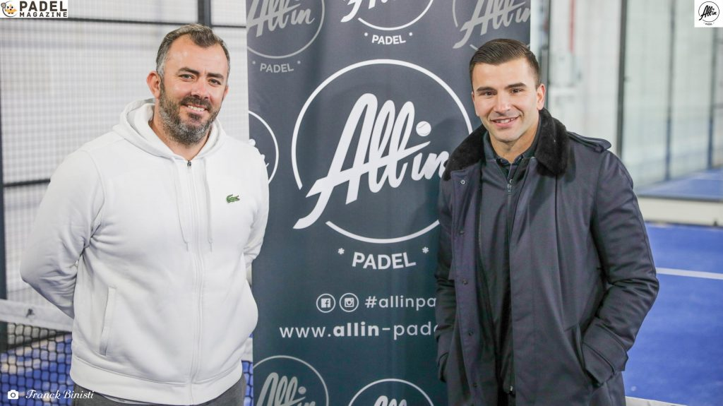 lopes ascione all in padel